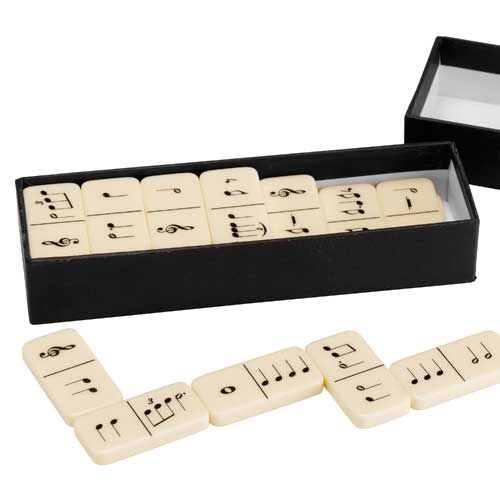 Music Notation Dominoes