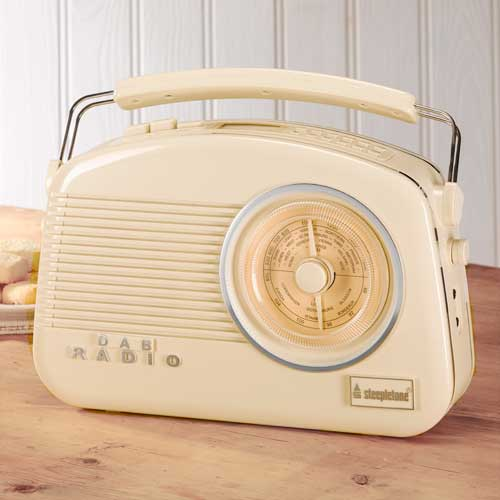 Digital Retro Radio